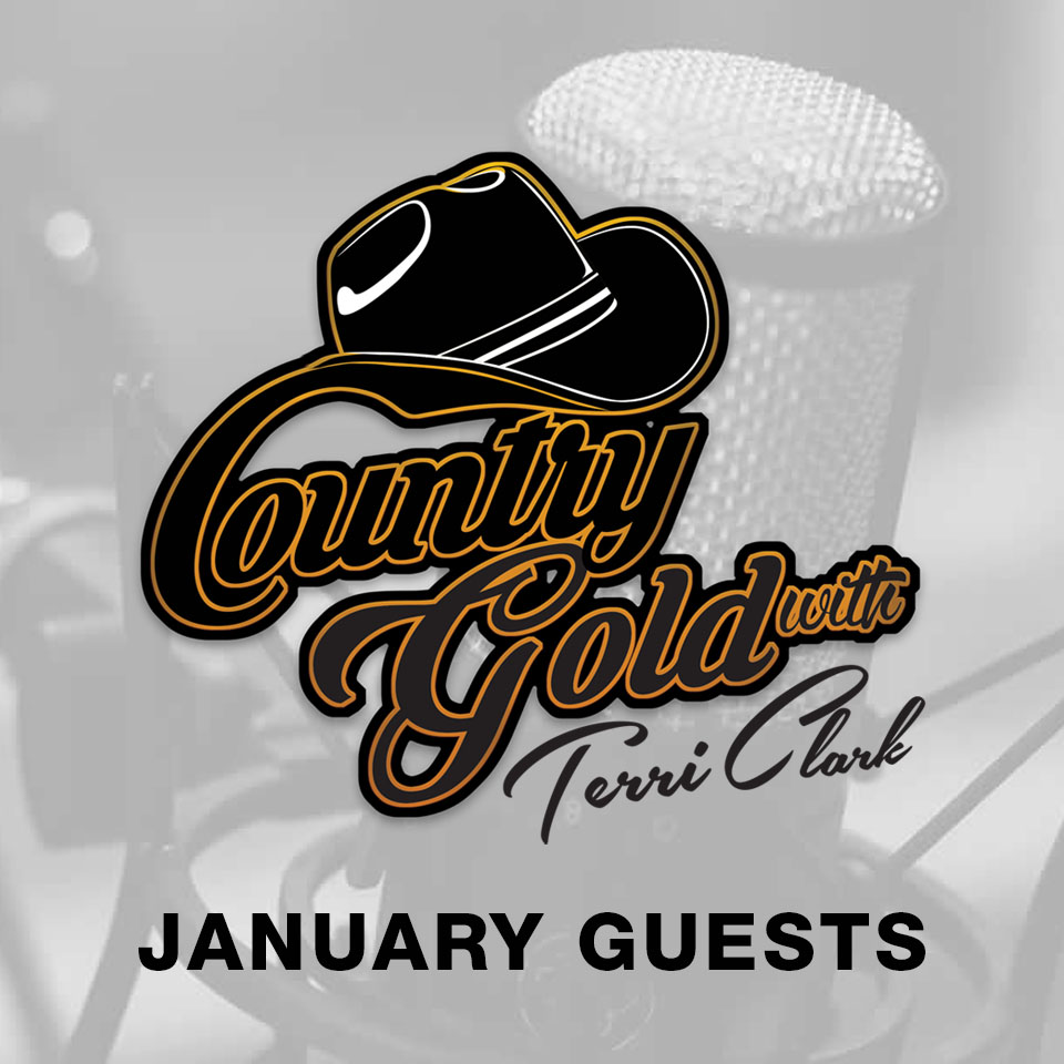 Country Gold January Guests